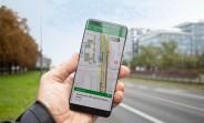 Huawei brings Moovit app to AppGallery