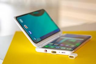 LG Velvet și LG Dual Screen