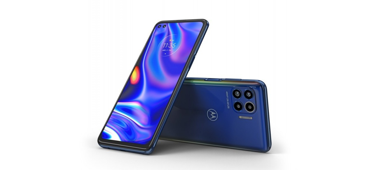 Motorola One 5G UW lands at Verizon for $549.99