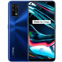 Realme 7 Pro in Mirror Blue color