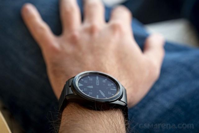 Samsung Galaxy Watch3 Titanium hands-on