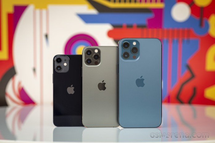 Apple Iphone 12 Pro Max In For Review Gsmarena Com News