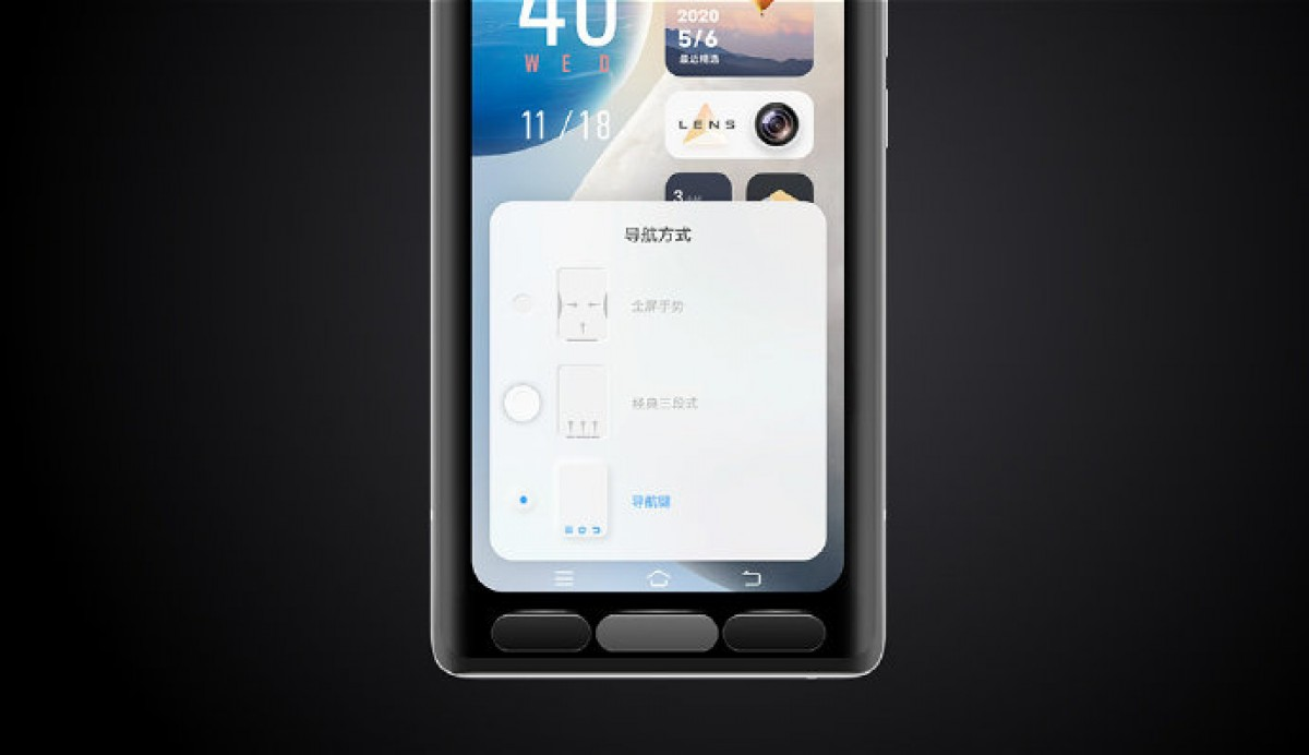 detail vivo OriginOS: widget yang sangat interaktif, gerakan baru, pengoptimalan memori