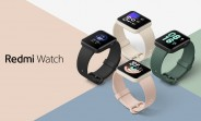 Redmi Watch announced with 1.4