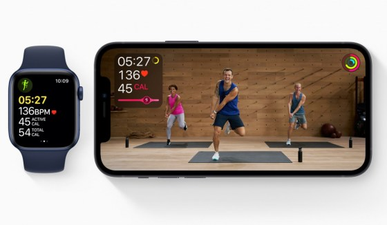The Apple Watch earns cardio fitness notifications in time for the Fitness + launch