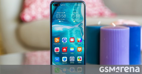 The Honor V40 was launched on January 12 with a 120Hz screen