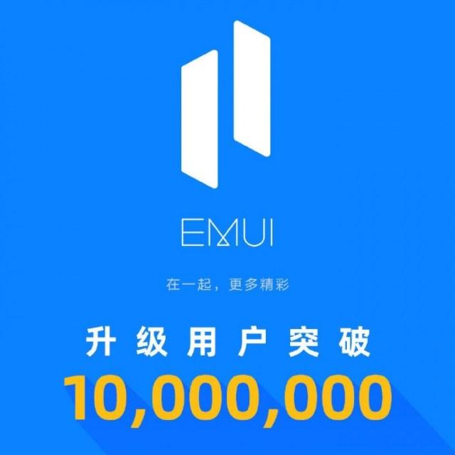 Huawei announces 10 million EMUI 11 users worldwide