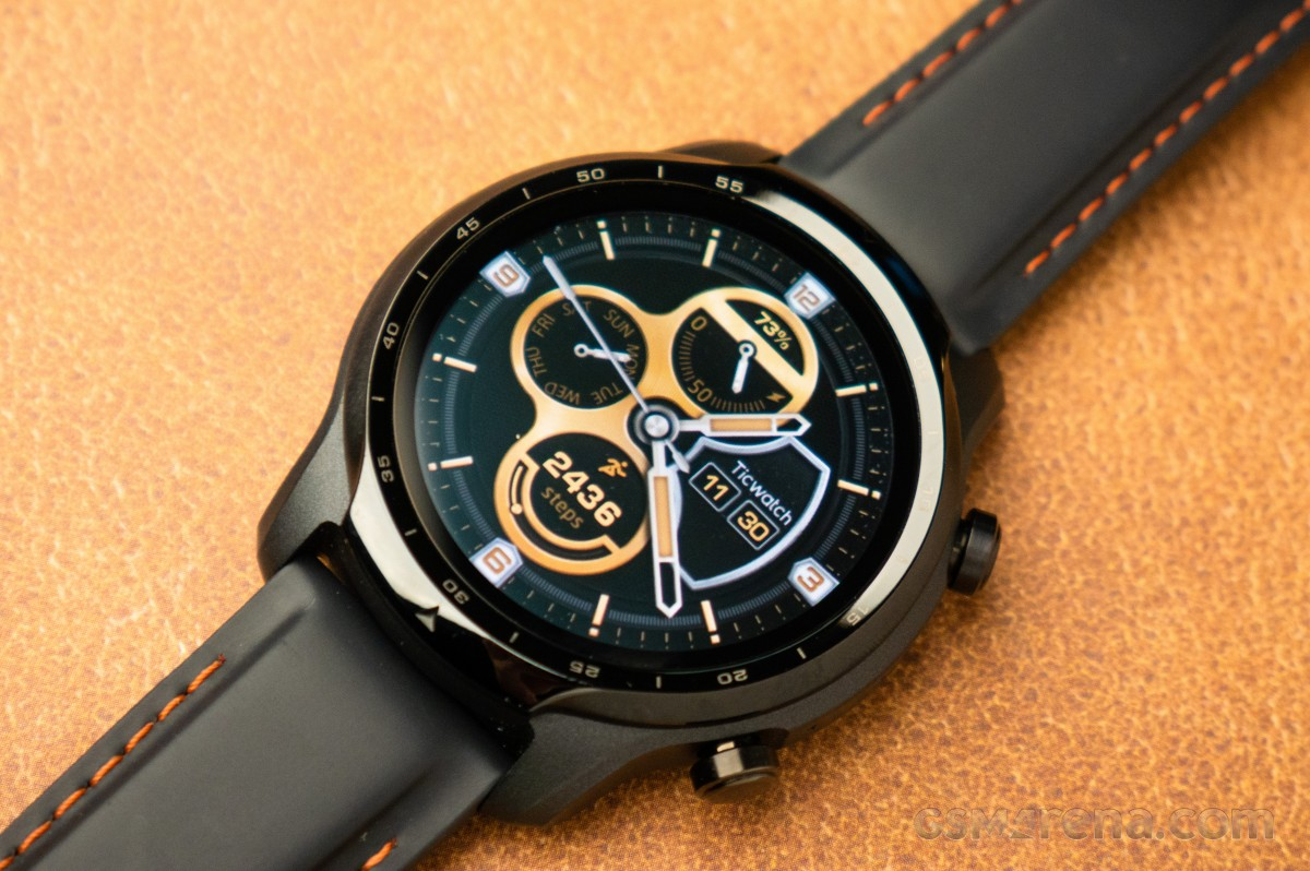 Mobvoi TicWatch Pro 3 GPS review