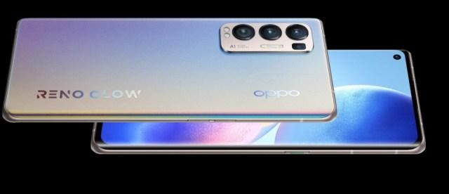 Oppo Reno5 Pro+ announced with SD865 and 50MP main camera - GSMArena.com news