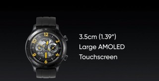 Realme Watch S Pro packs an AMOLED screen