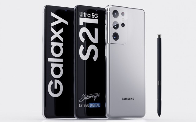 Samsung Galaxy S21 storage and colors leak, Ultra model to get optional stylus