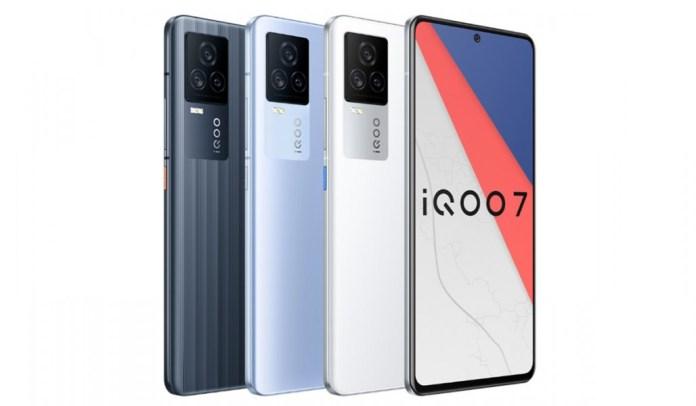 Lançamento da série iQOO 7 na Índia definido para 26 de abril