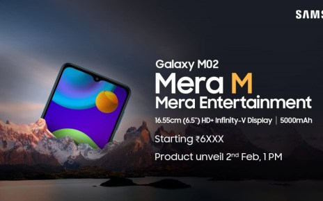 Samsung Galaxy M02 is coming on February 2, a cheaper M02s