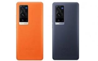 vivo X60 Pro+ renders reveal new quad-cam setup