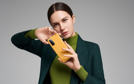 ZTE brings Yellow Axon 20 5G to the global stage, pre-orders begin on January 7