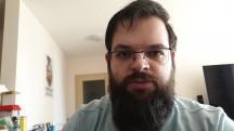 IP Webcam screen captures: 4K - News 21 02 Android Webcam App Test review