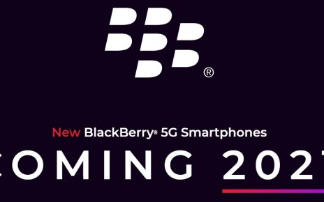 New BlackBerry phones with classic hardware keyboards and 5G are coming this year