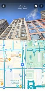 Novo modo de tela dividida para Street View no Google Maps