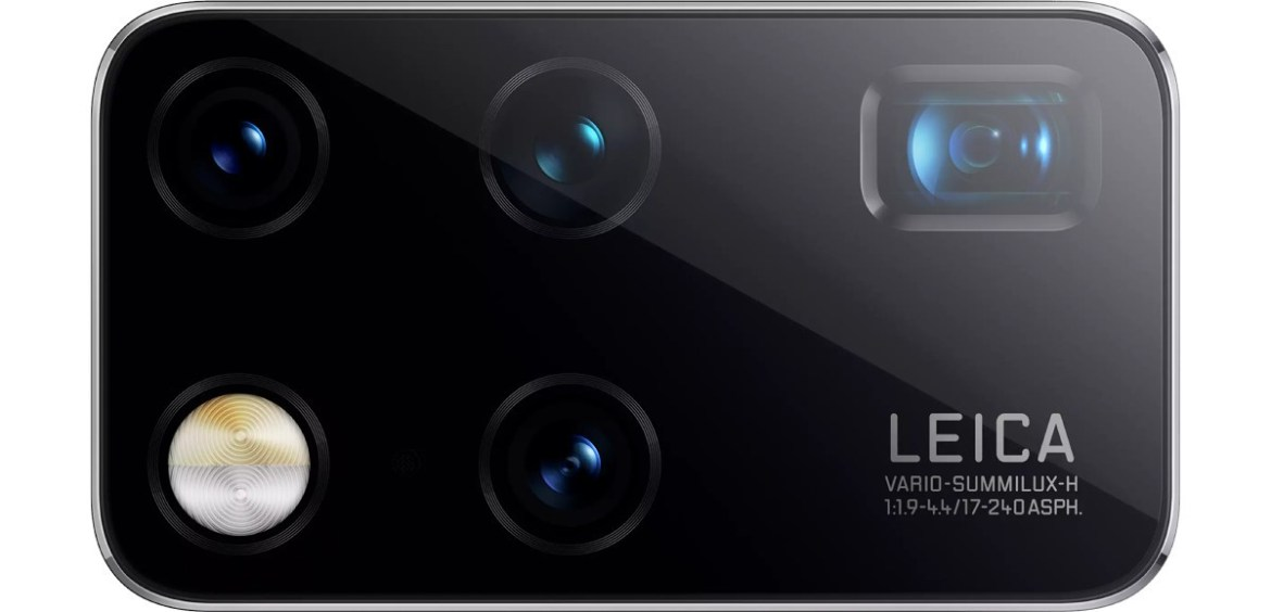 Huawei Mate X2 announced with in-folding design, first foldable phone with periscope lens