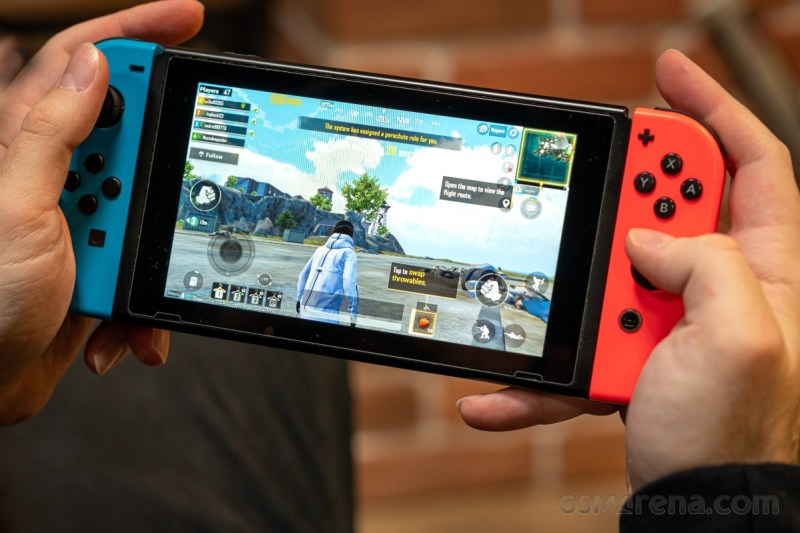 Nintendo Switch Android 10 review