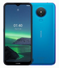 Nokia 1.4 colorways: Fjord