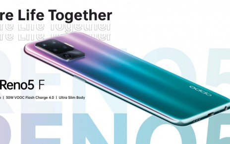 Oppo Reno5 F to arrive as A94 and F19 in different markets