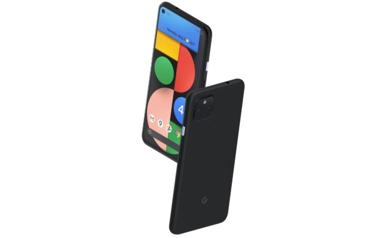 Google Pixel 4a 5G is down to ₤399 in the UK for Valentine's Day