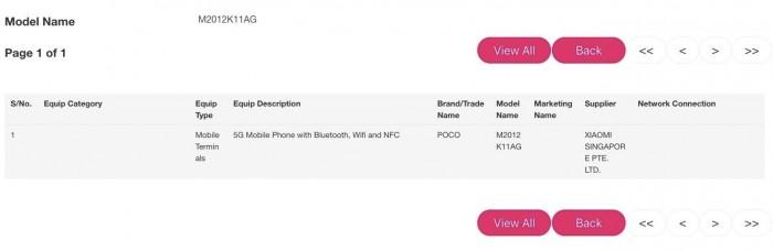 Redmi K40 to make global appearance as 5G Poco phone