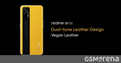 "Realme details ""Dual-platform Dual-flagship"" strategy at MWCS 2021, examines GT 5G leather variant"