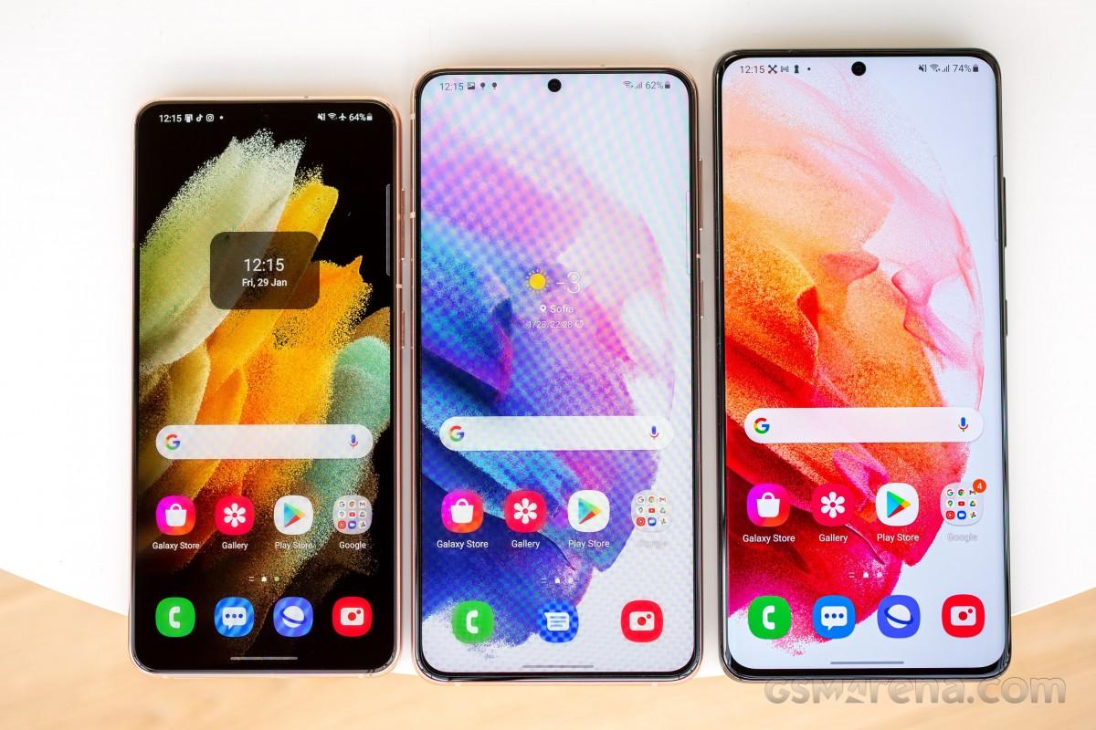 Kesepakatan: Samsung mendiskon seri Galaxy S21 dan seri Z di AS