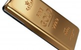 Caviar Goldphone, a Samsung Galaxy S21 Ultra with 1 kg of 24-carat gold