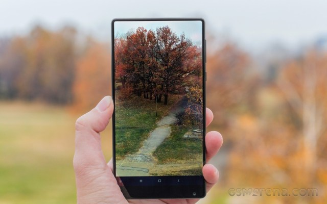 Flashback: Xiaomi Mi Mix made jaws drop with its near bezel-less design