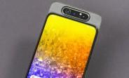 Samsung Galaxy A82's camera detailed