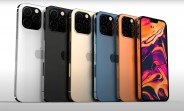 The iPhone 13 Pro will reportedly shrink the notch, TouchID could be making a comeback