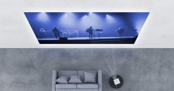 Mi Smart Projector 2 Pro: automatic focus and keystone correction
