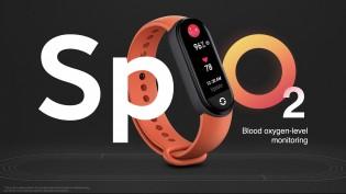 SpO2 sensor for blood-oxygen tracking