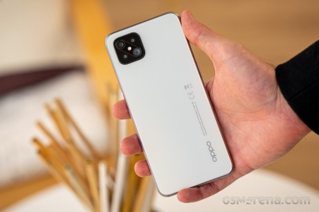 Oppo Reno5 Z gets FCC certified with 4,300 mAh battery