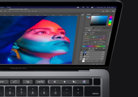 Adobe Photoshop for macOS now runs natively on the M1