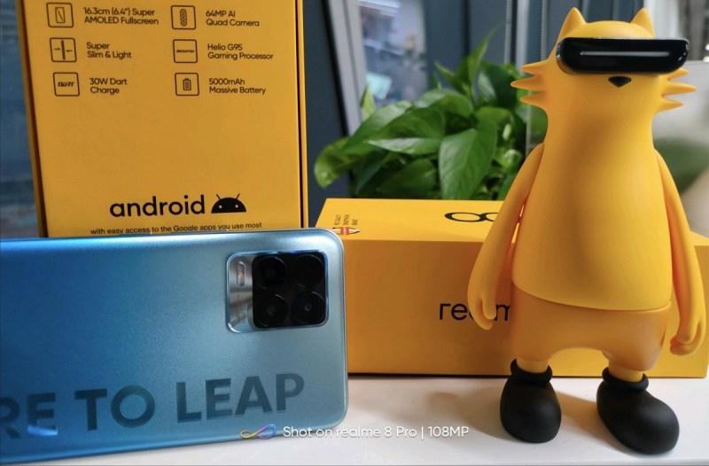 Realme 8 design and specs revealed by Mr. Madhav Sheth