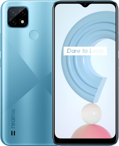 Realme C21 announced with Helio G35 SoC, triple camera, and 5,000 mAh battery