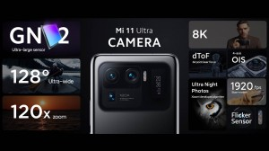 Xiaomi Mi 11 Ultra's highlight features: Excellent triple camera