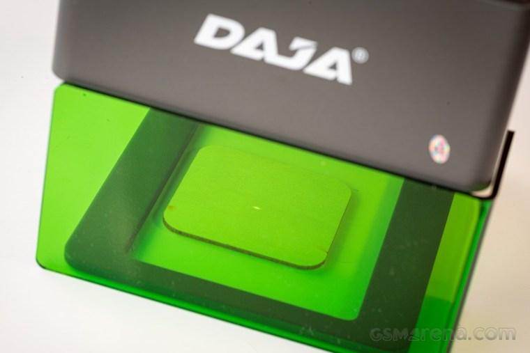 DAJA DJ6 laser engraver review