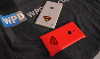 Nokia Lumia 925 Man of Steel limited edition (available only in China, 925 units made)