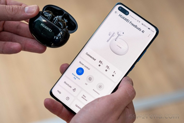 Huawei Freebuds 4i review