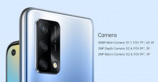 48 MP main cam (1080p video)