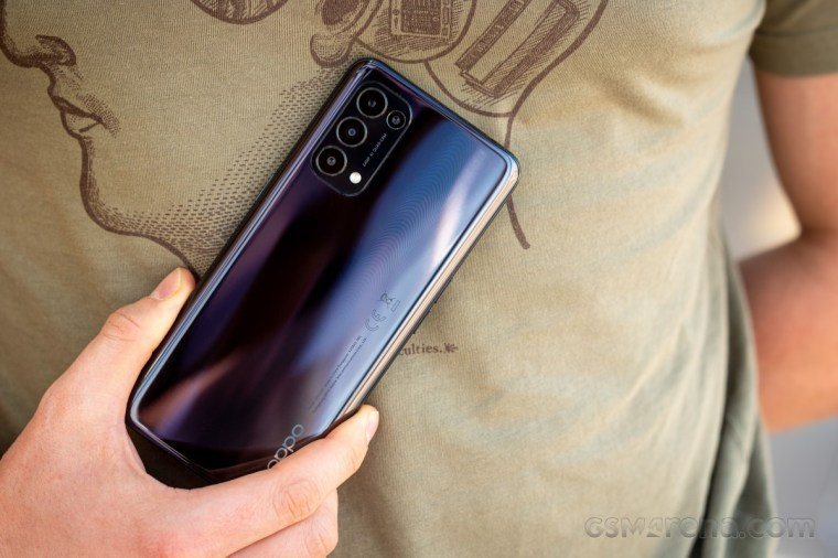 Oppo Reno5 5G in for review