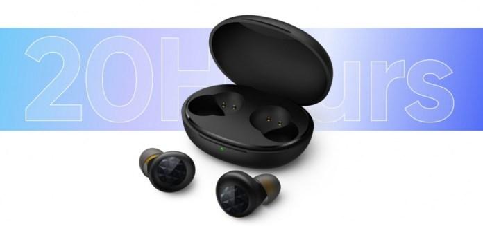 Realme Buds Q2 são oficiais com novo design, algum cancelamento de ruído