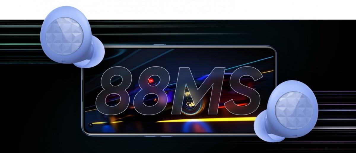 Realme Buds Q2 resmi dengan desain baru, beberapa peredam bising