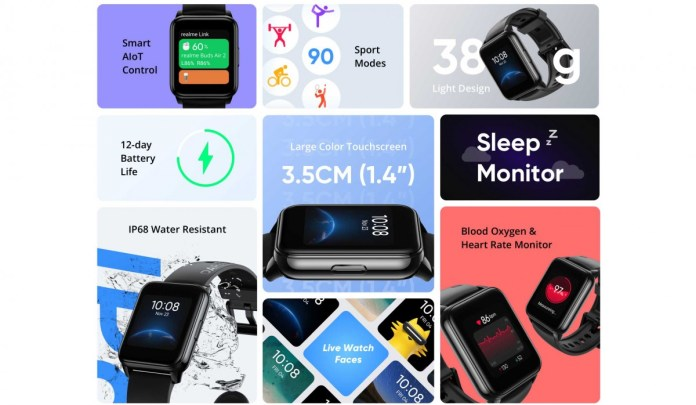Realme Watch 2 unveiled in Malaysia