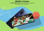 Galaxy F02s: 13 MP triple camera